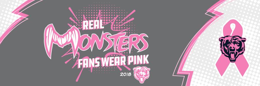 Real Bears Fans Wear Pink 2018