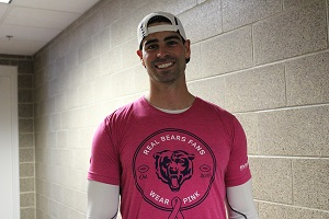 Real Bears Fans Wear Pink 2015 Events Org